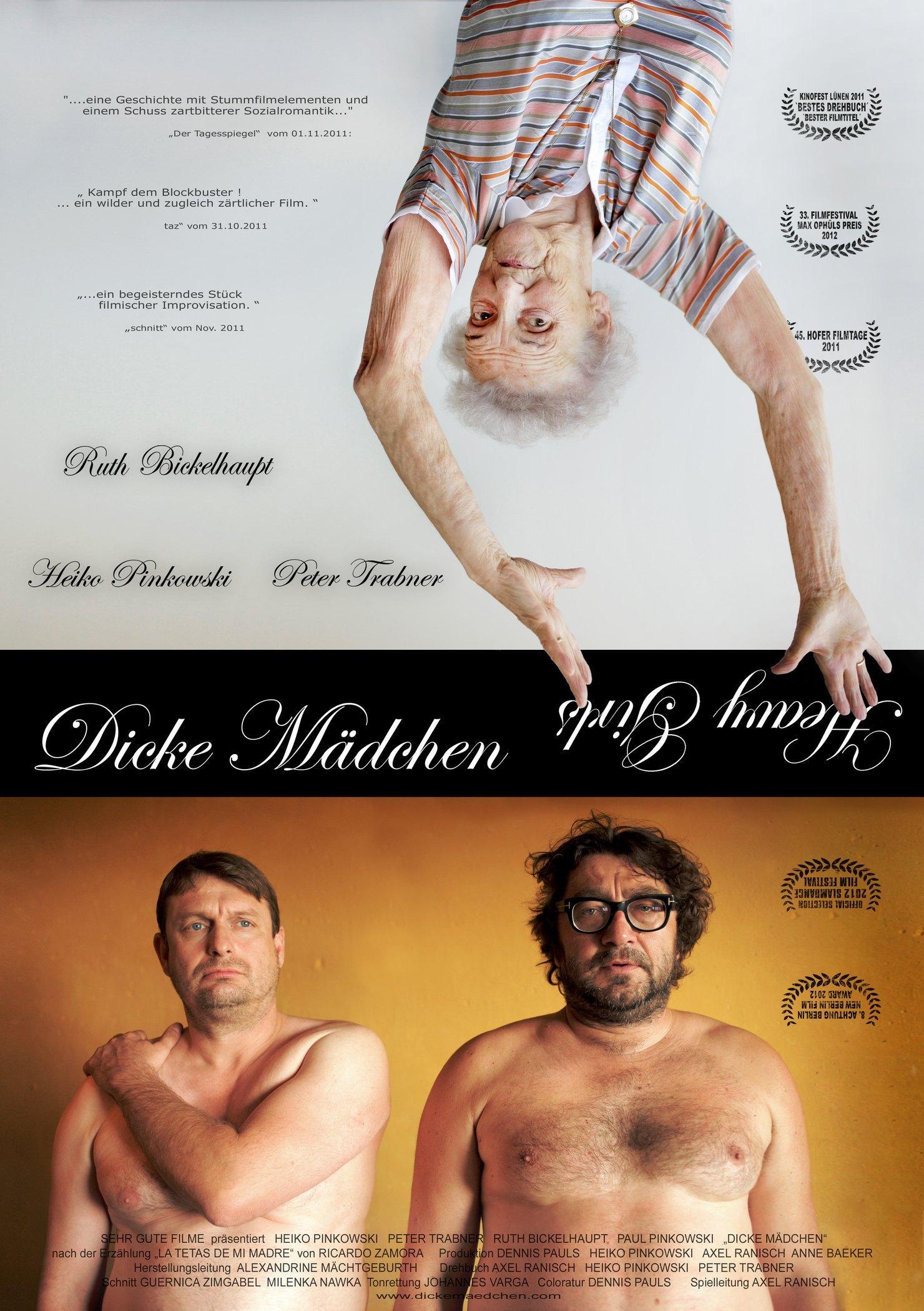 Dicke Mädchen (Poster)