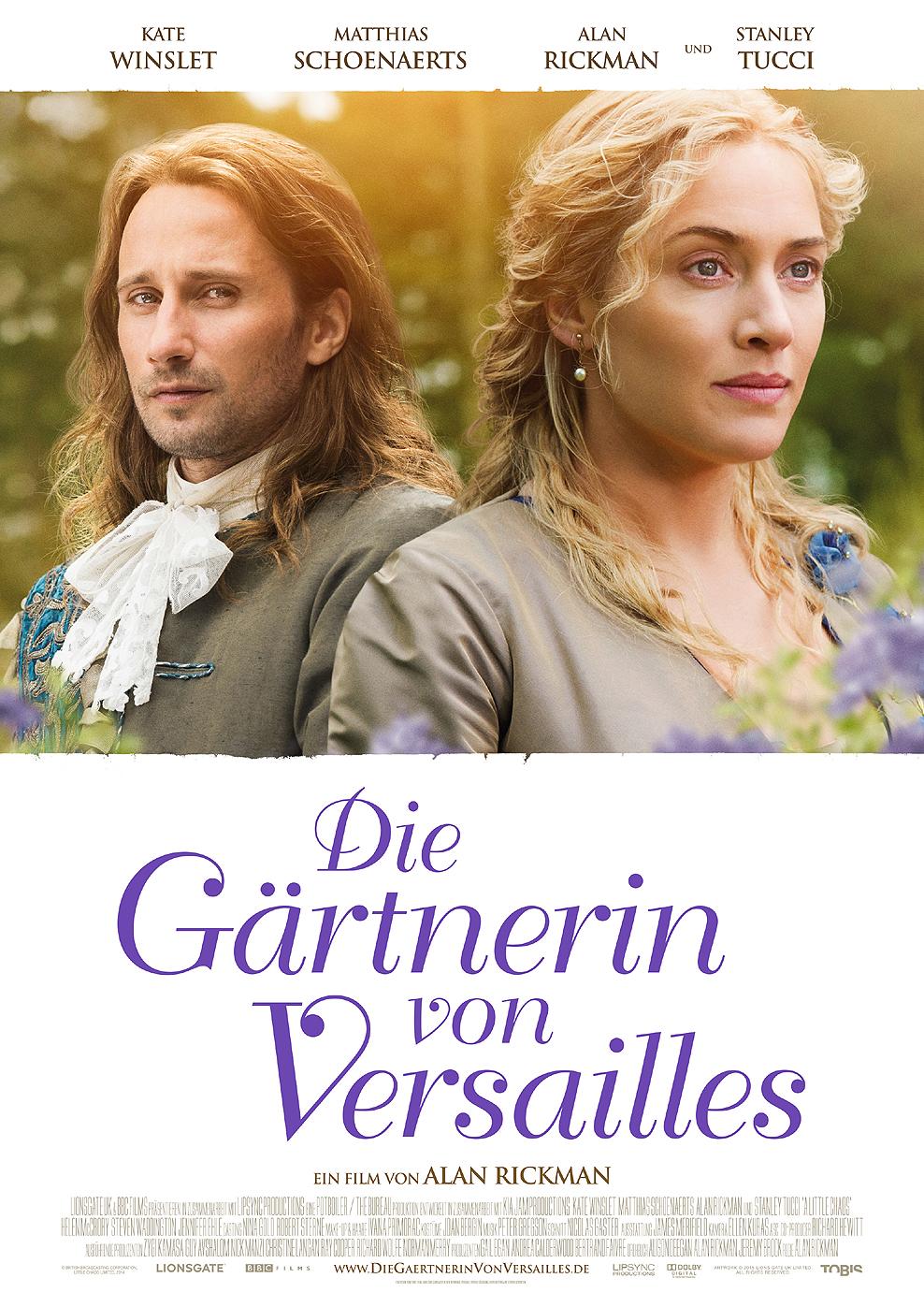 Die Gärtnerin von Versailles (Poster)