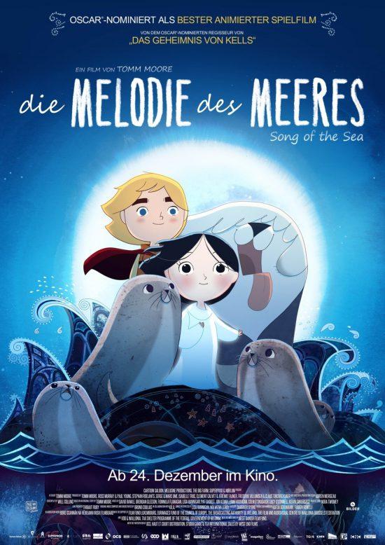 Die Melodie des Meeres (Poster)