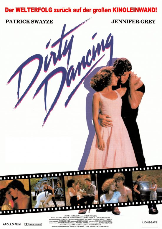 Dirty Dancing (Poster)