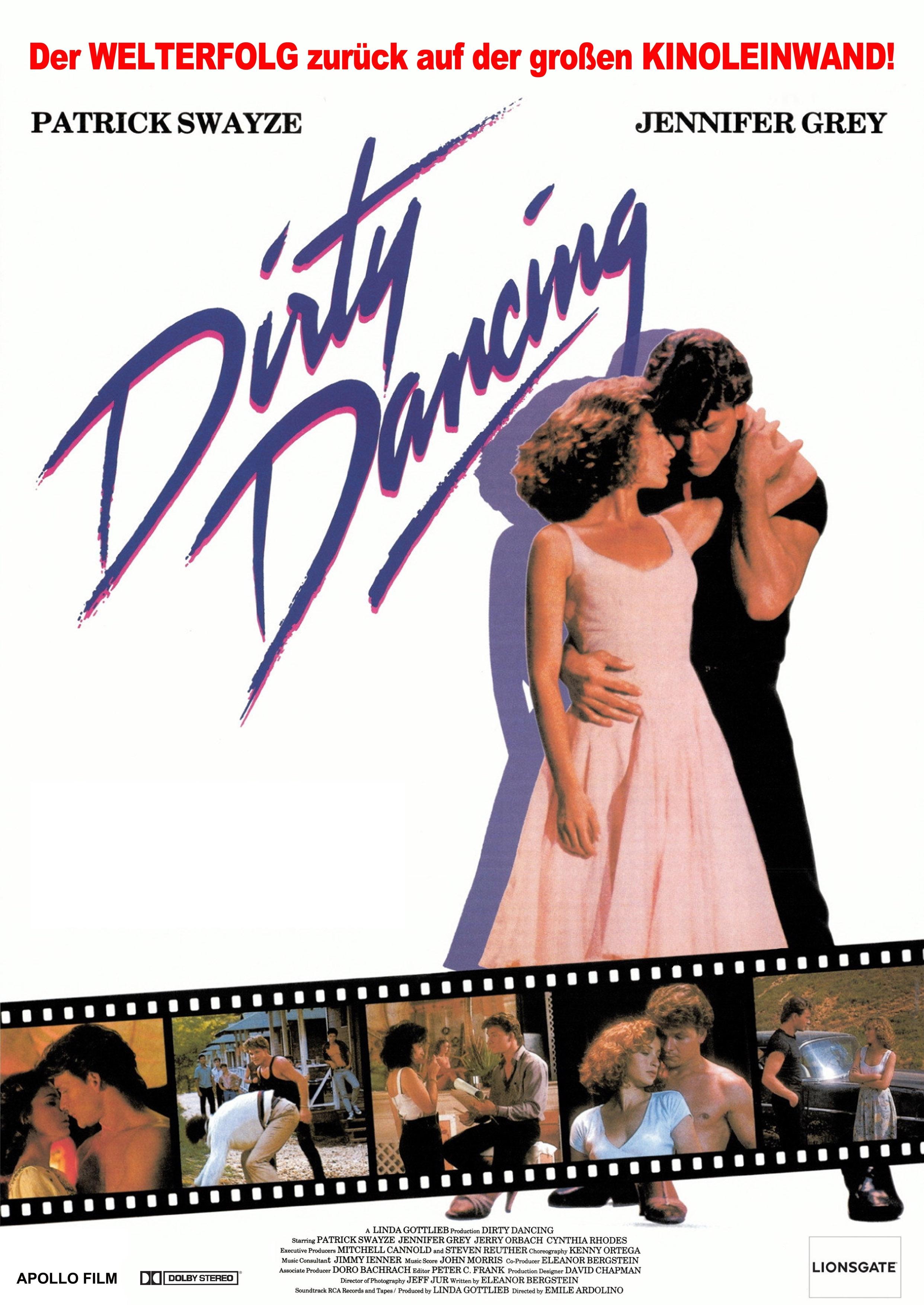 Dirty Dancing (Poster)