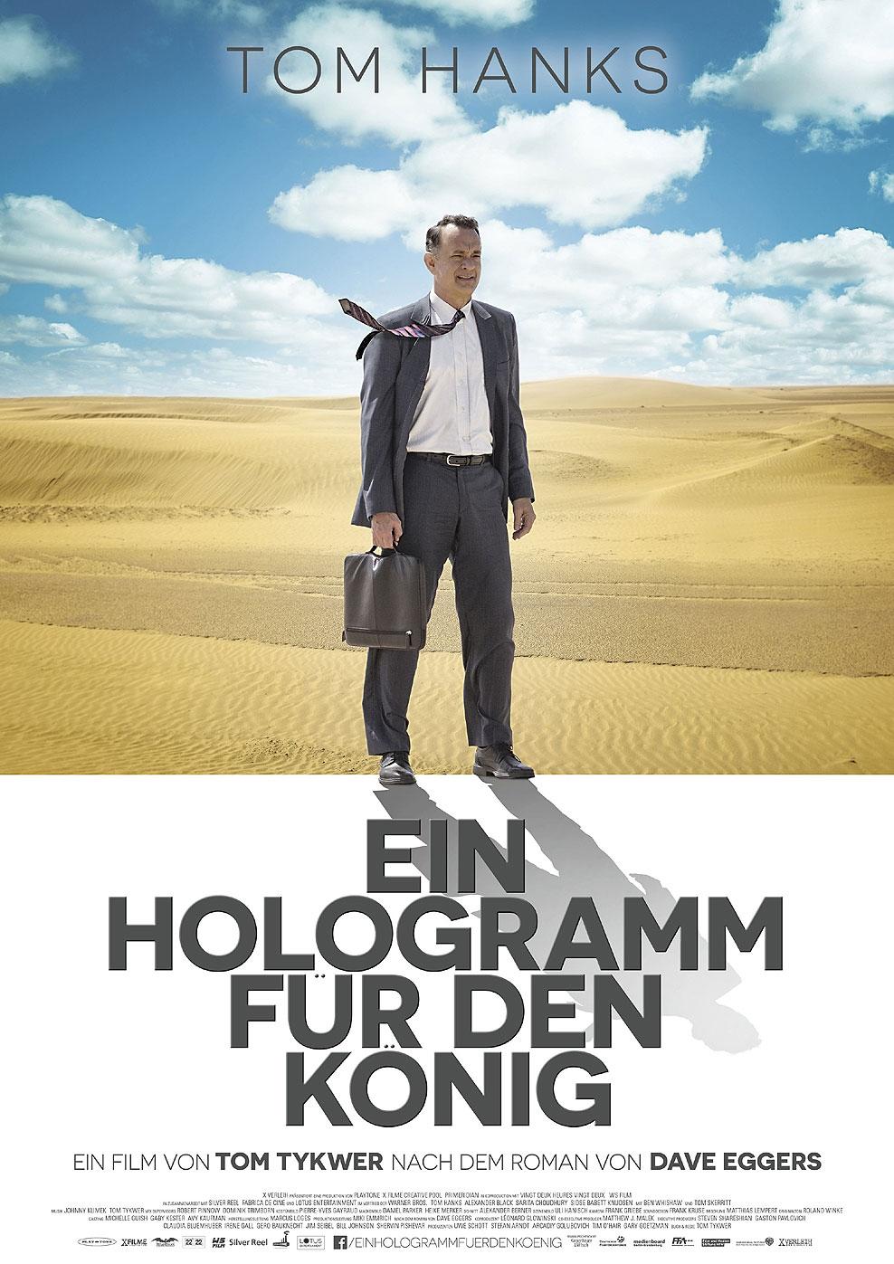 Ein Hologramm für den König (Poster)