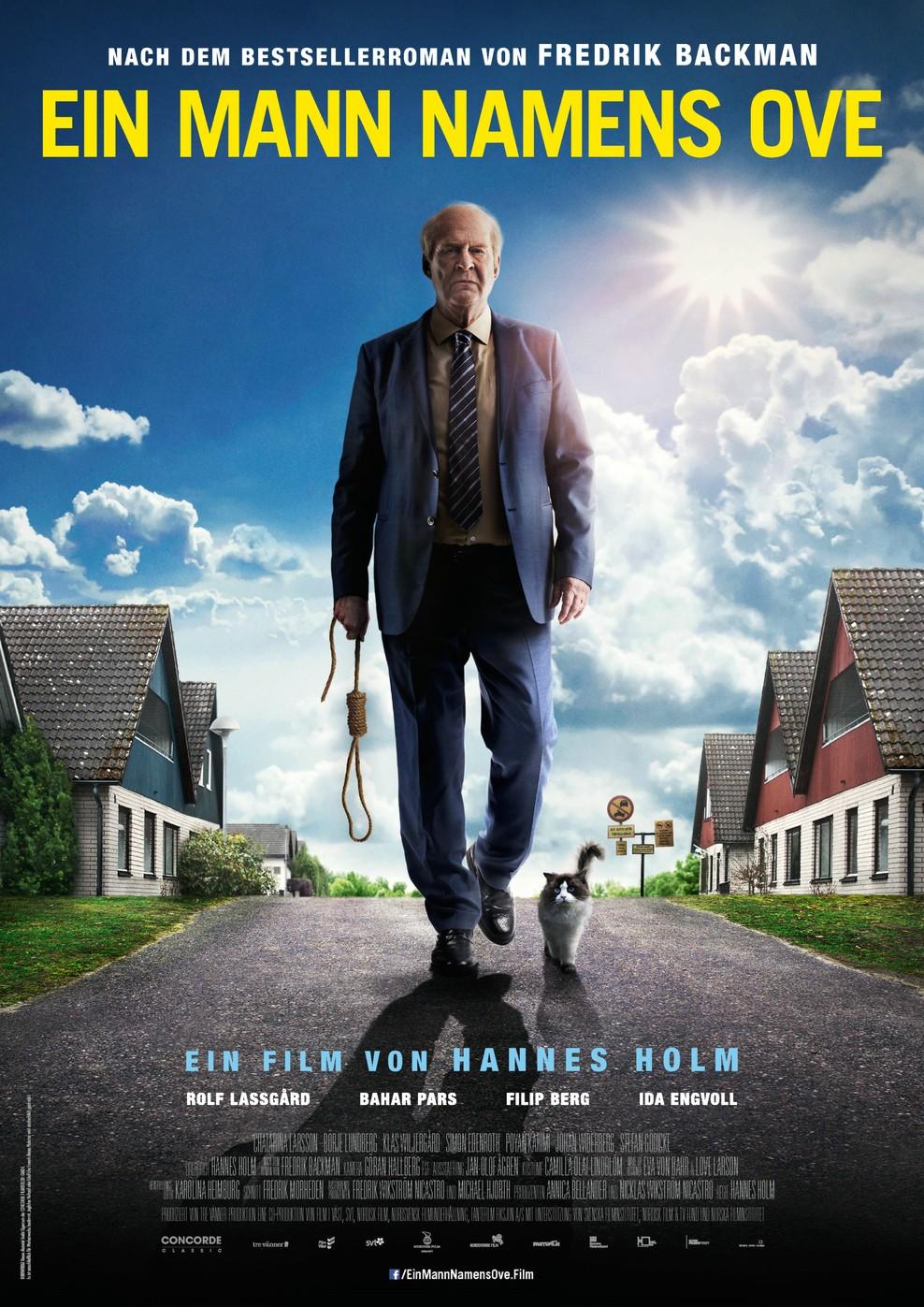 Ein Mann namens Ove (Poster)