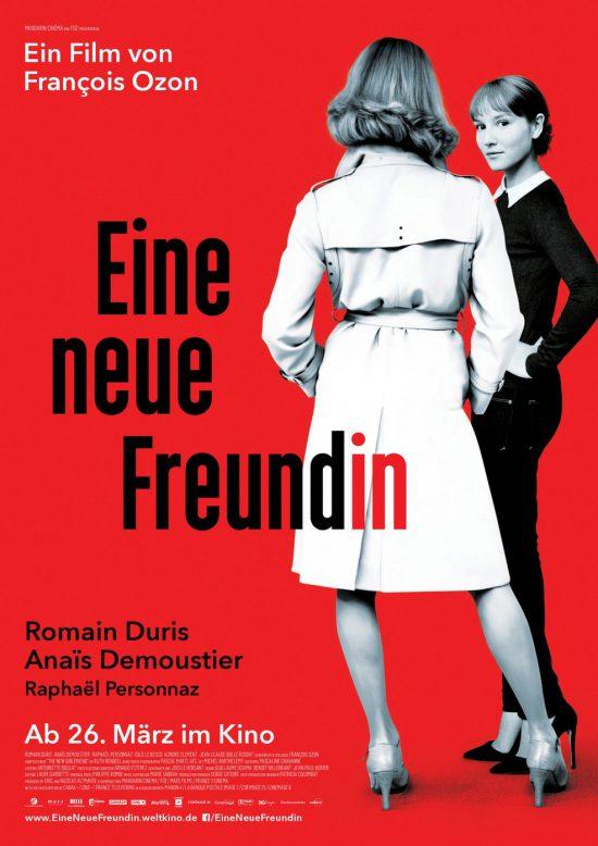 Eine neue Freundin (Poster)