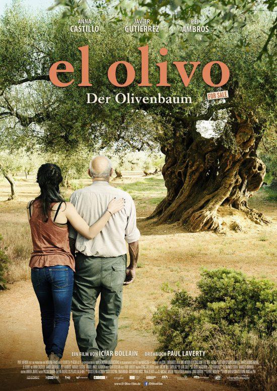 El Olivo - Der Olivenbaum (Poster)