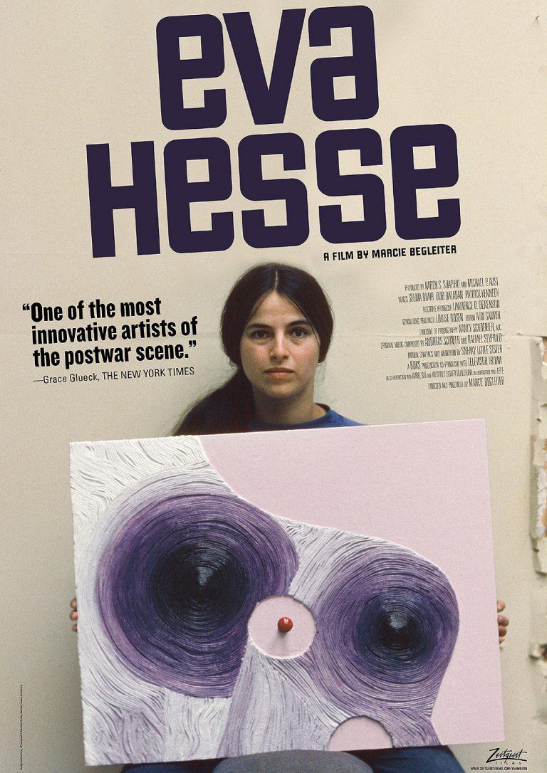 Eva Hesse (Poster)