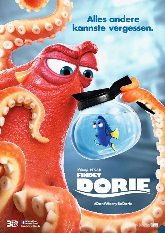Findet Dorie (Poster)
