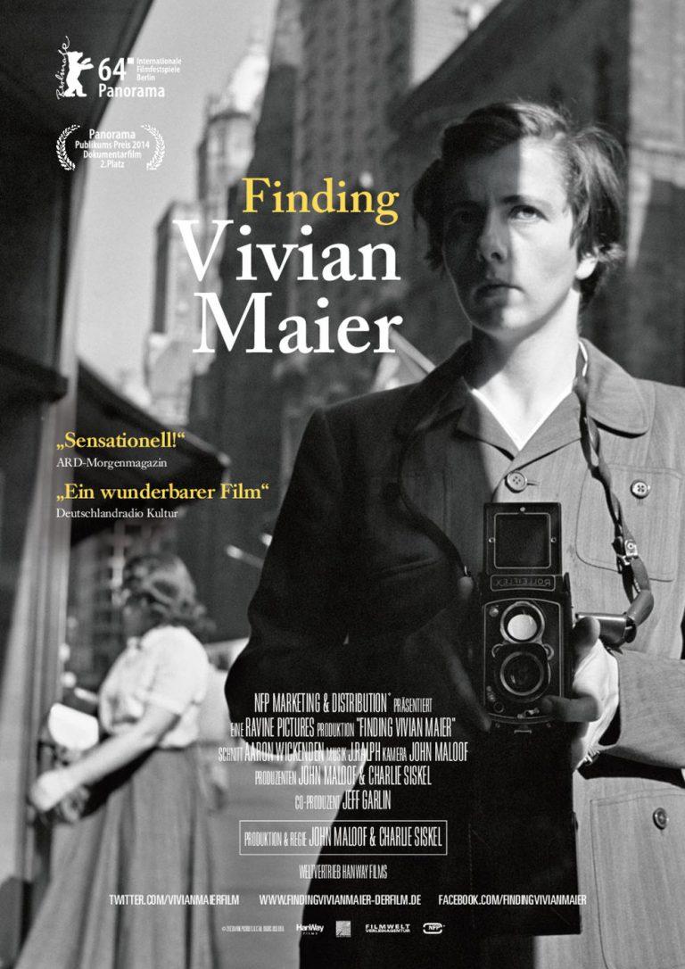 Finding Vivian Maier (Poster)