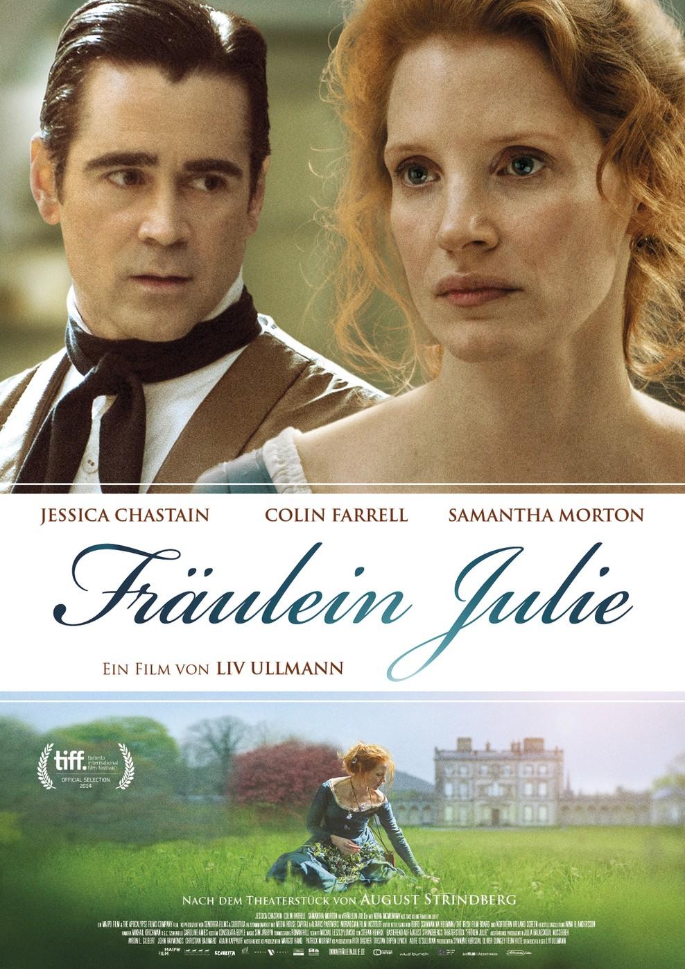 Fräulein Julie (Poster)