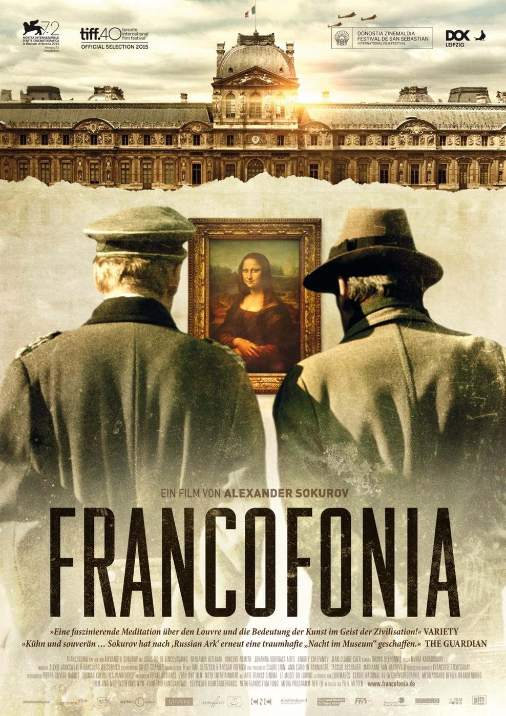 Francofonia (Poster)