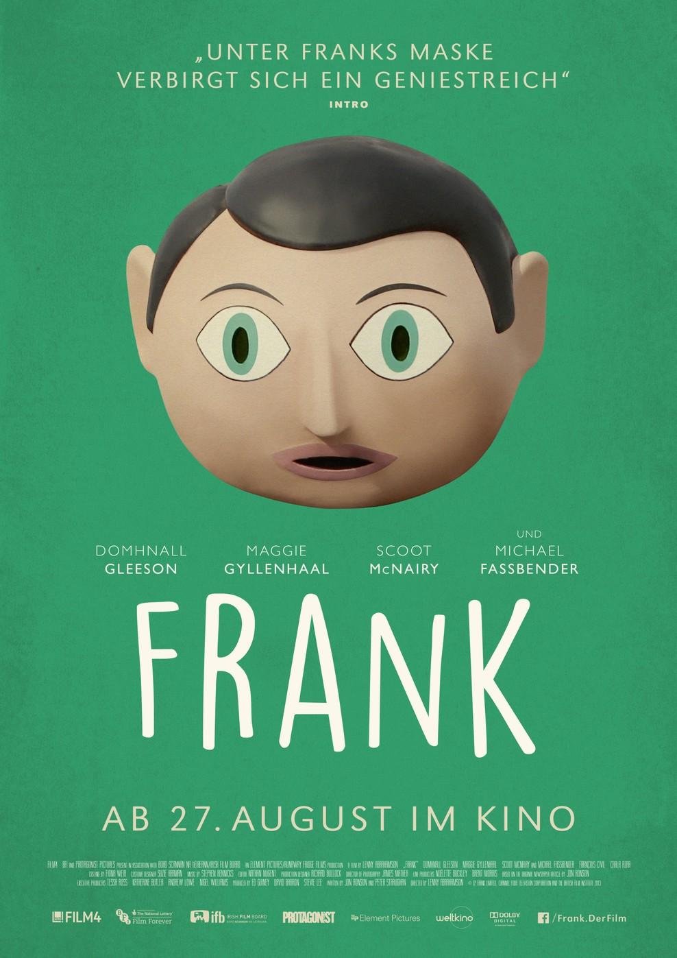 Frank (Poster)