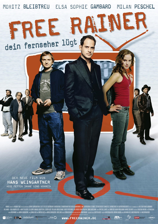 Free Rainer - Dein Fernseher lügt (Poster)
