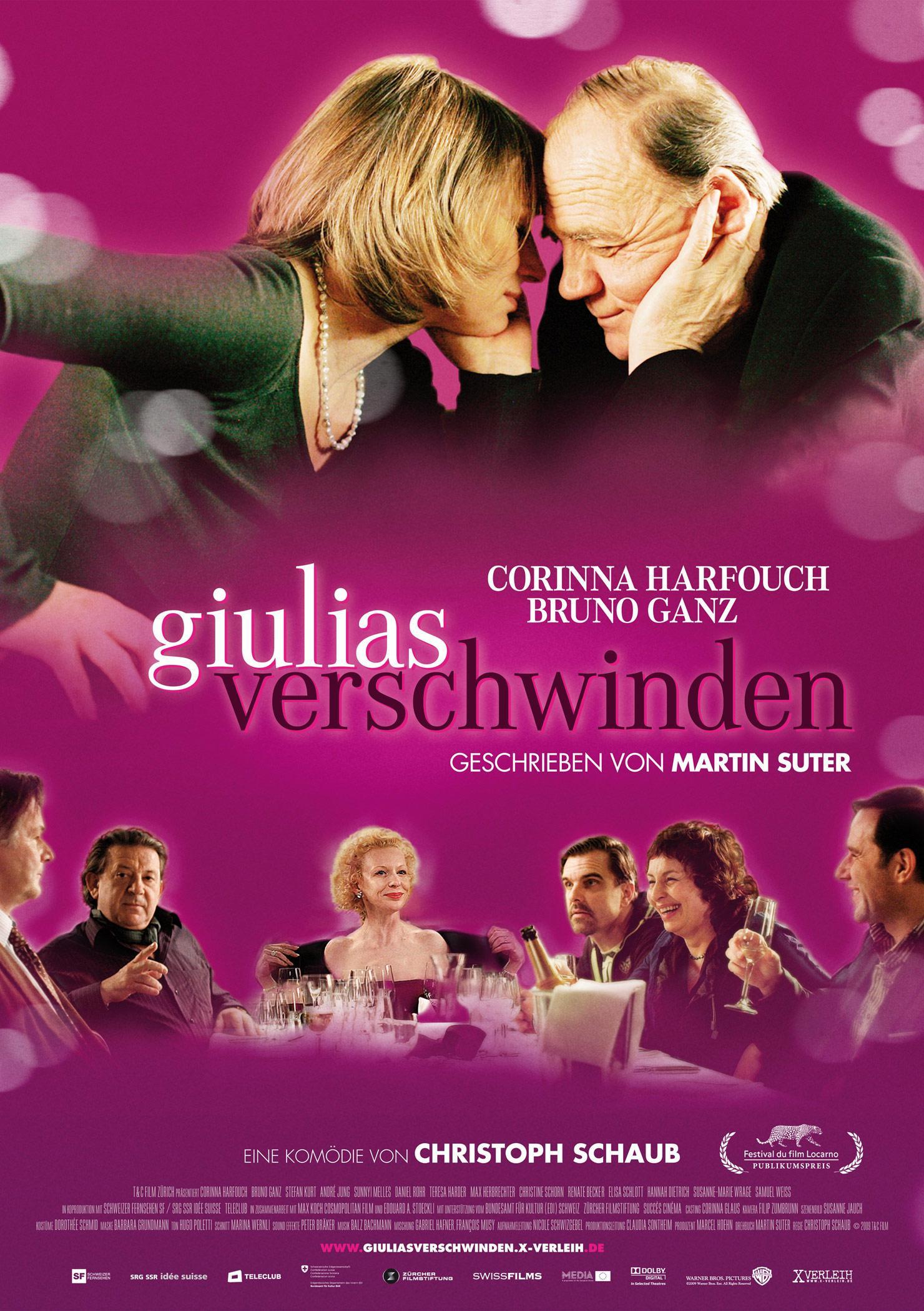 Giulias Verschwinden (Poster)