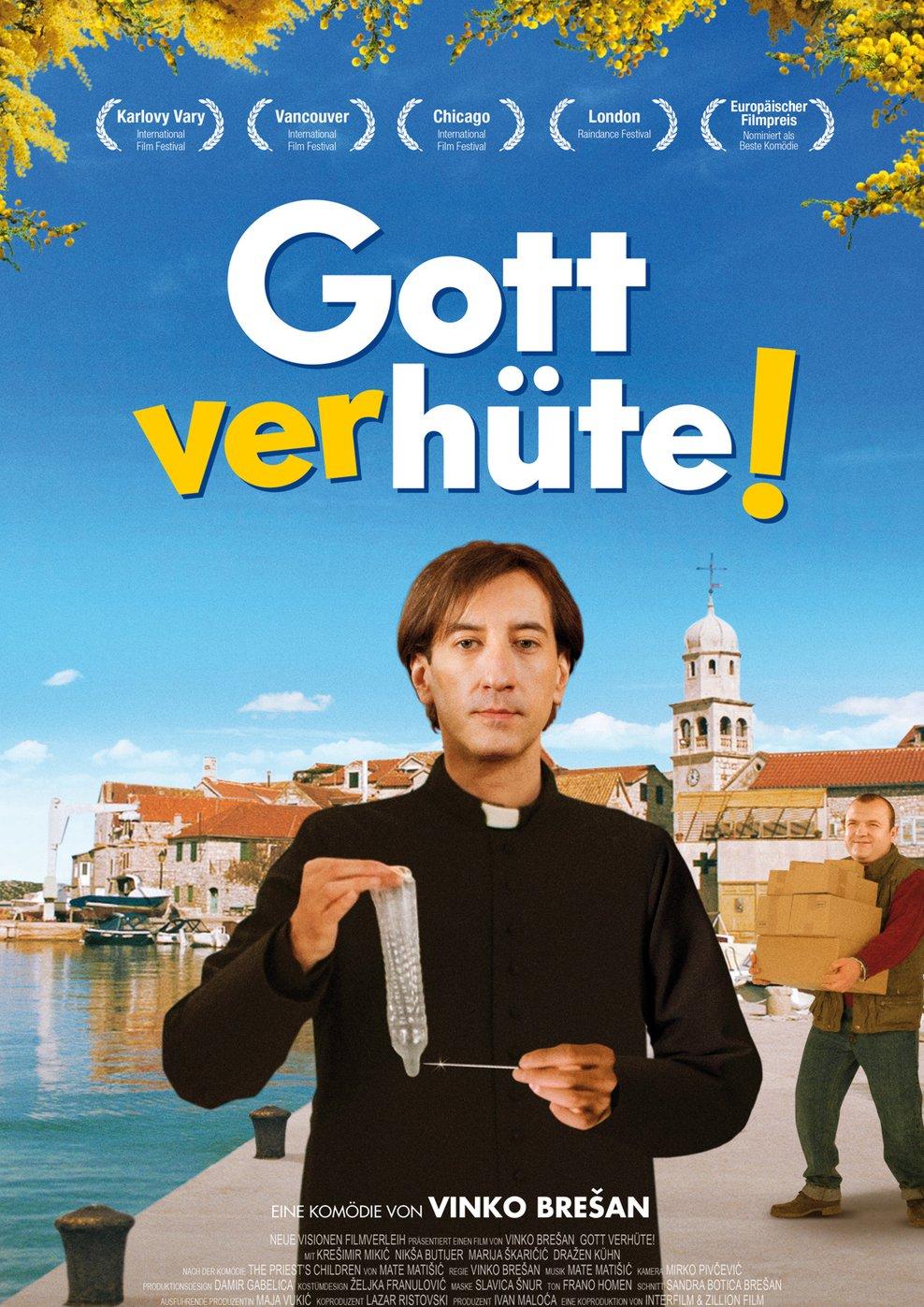 Gott verhüte! (Poster)