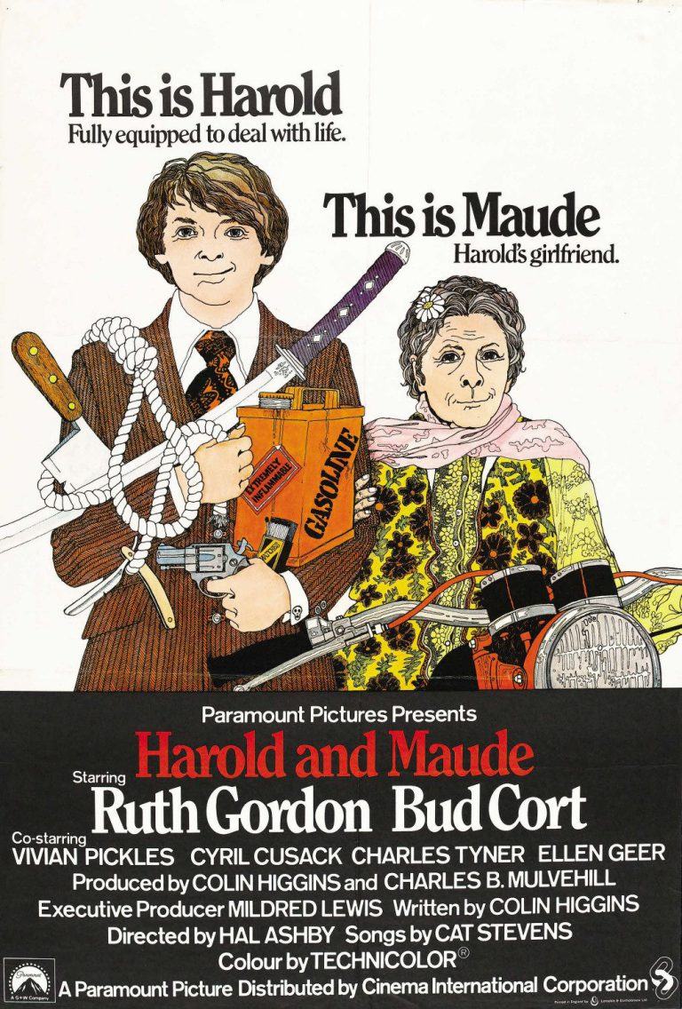 Harold und Maude (Poster)