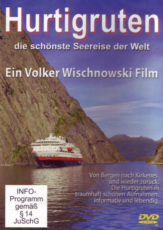 Hurtigruten: Die schönste Seereise der Welt (Poster)