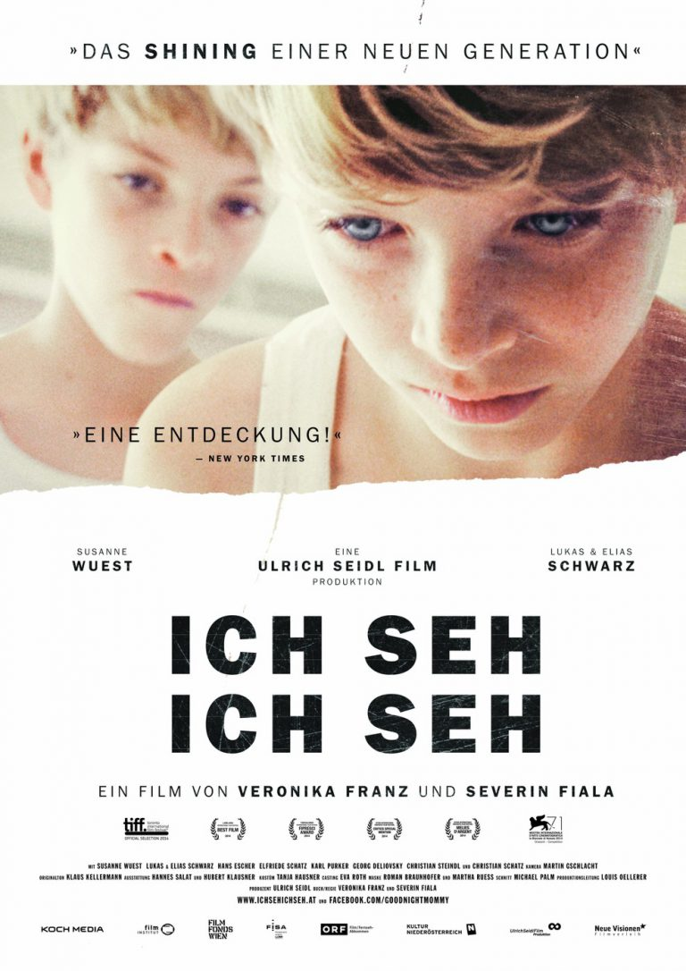 Ich seh, Ich seh (Poster)
