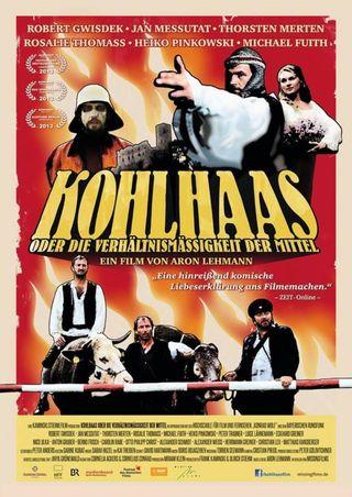 Kohlhaas oder die Verhältnismäßigkeit der Mittel (Poster)
