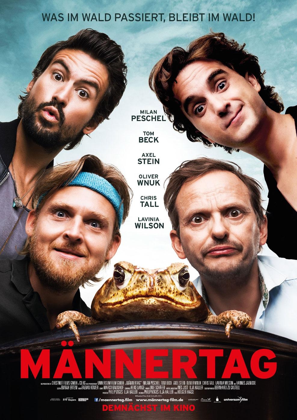 Männertag (Poster)