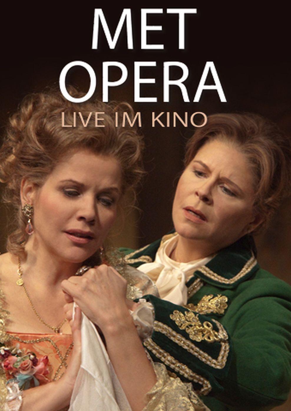 Met Opera 2016/17: Der Rosenkavalier (Strauss) (Poster)