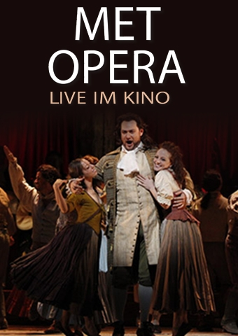Met Opera 2016/17: Don Giovanni (Mozart) (Poster)