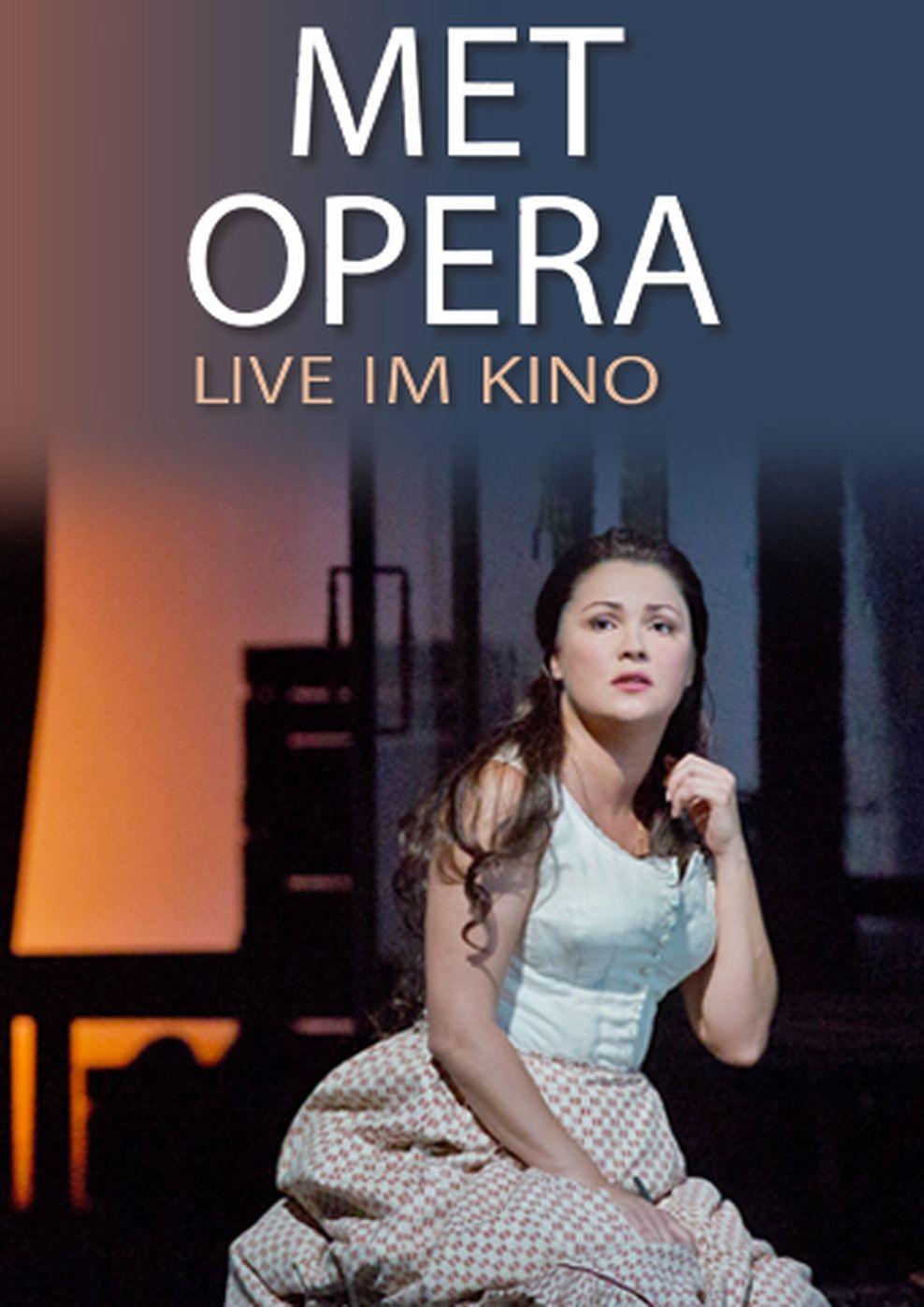 Met Opera 2016/17: Eugen Onegin (Tschaikowsky) (Poster)