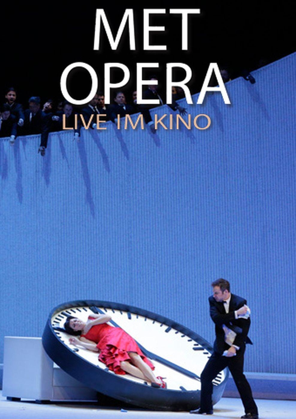 Met Opera 2016/17: La Traviata (Verdi) (Poster)