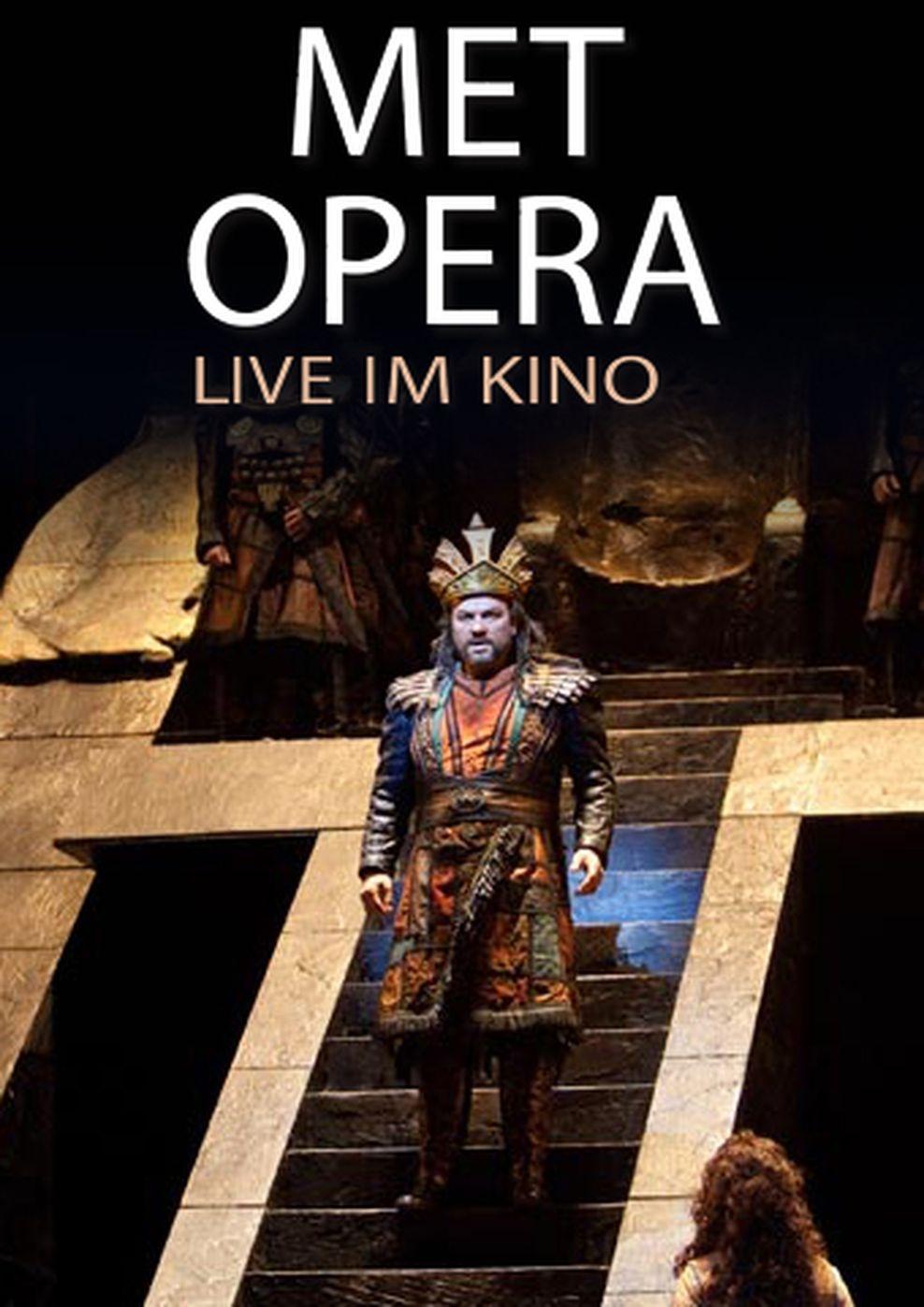 Met Opera 2016/17: Nabucco (Verdi) (Poster)
