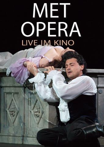 Met Opera 2016/17: Roméo et Juliette (Gounod) (Poster)