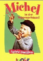 Michel in der Suppenschüssel (Poster)
