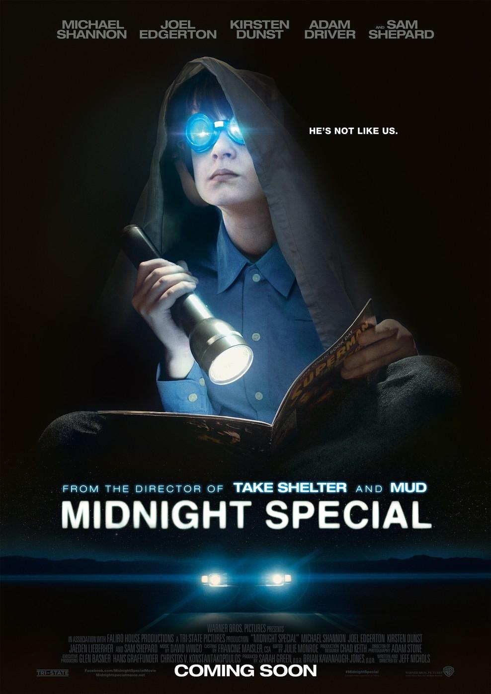 Midnight Special (Poster)