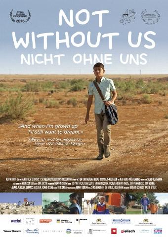 Nicht ohne uns (Poster)