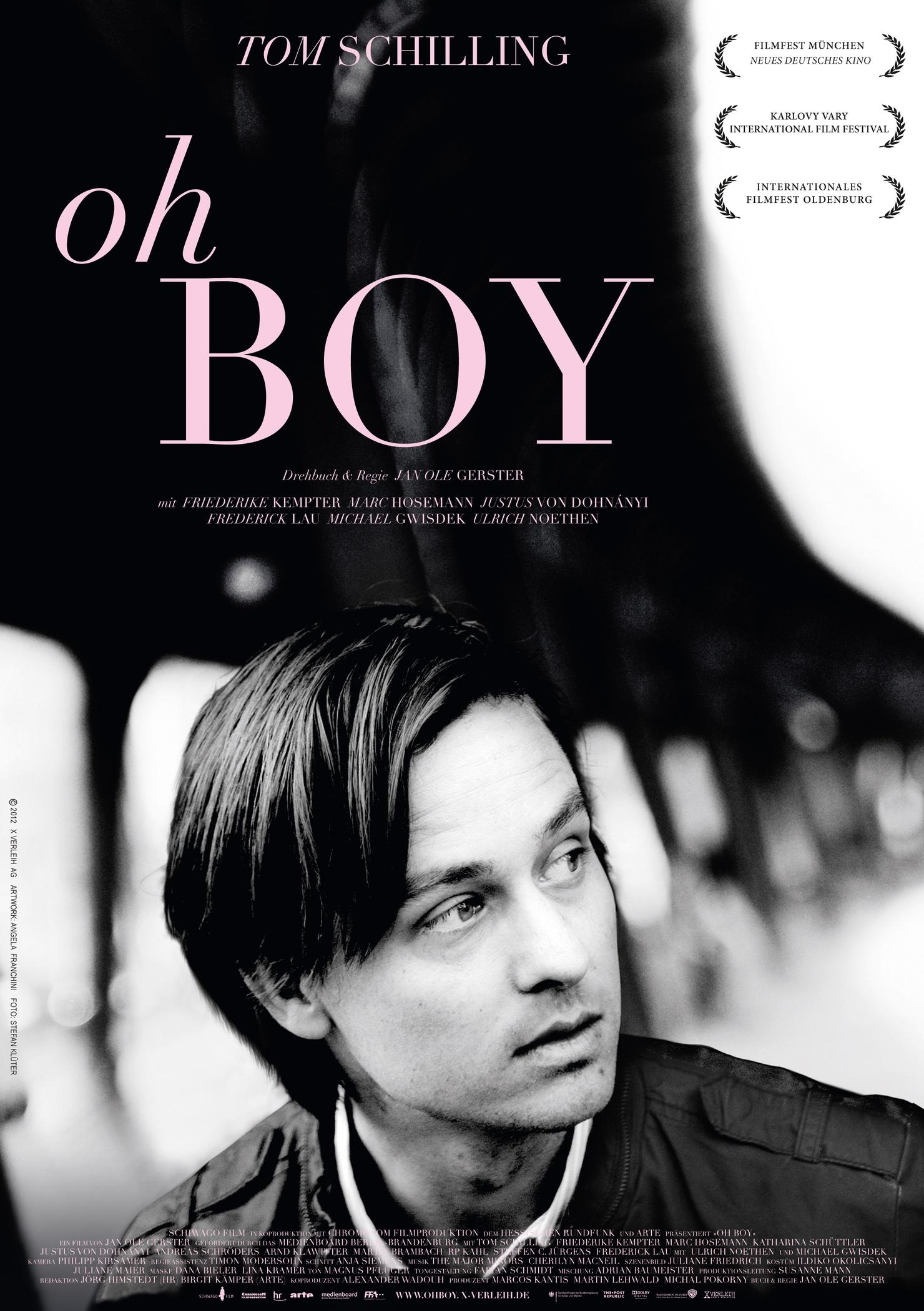 Oh Boy (Poster)
