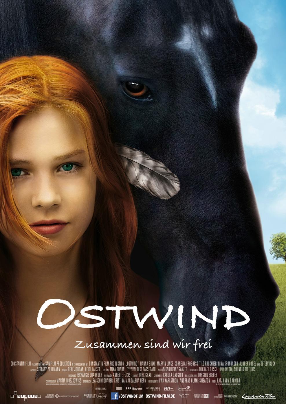 Ostwind - Zusammen sind wir frei (Poster)