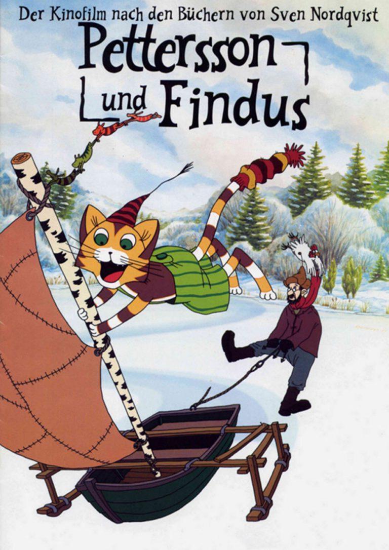 Pettersson und Findus (Poster)