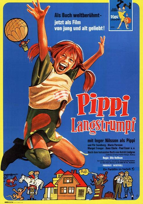 Pippi Langstrumpf (Poster)