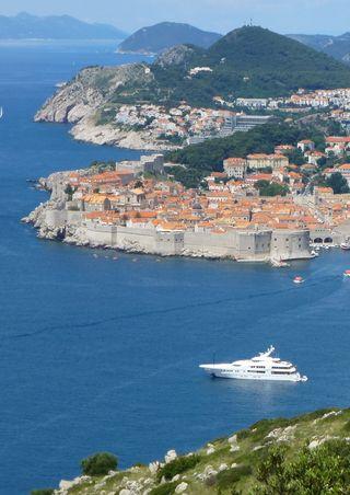 Reisefilm: Kroatien (Poster)