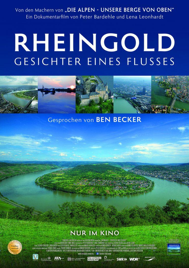 Rheingold Gesichter Eines Flusses 2014 Hoppstädten Weiersbach