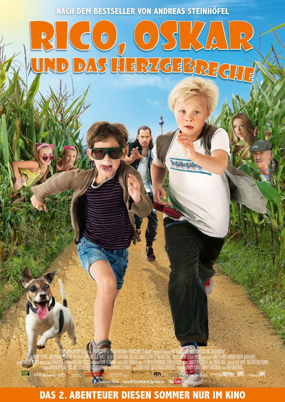Rico, Oskar und das Herzgebreche (Poster)