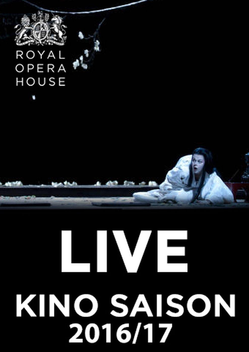 Royal Opera House 2016/17: Madama Butterfly (Puccini) (Poster)