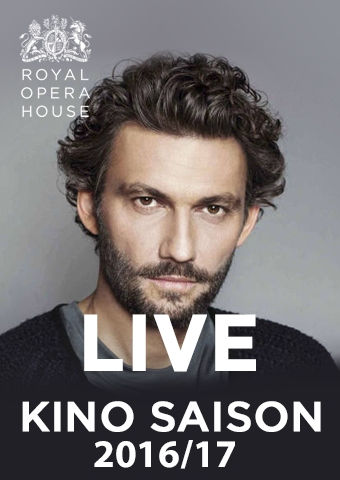 Royal Opera House 2016/17: Otello (Verdi) (Poster)