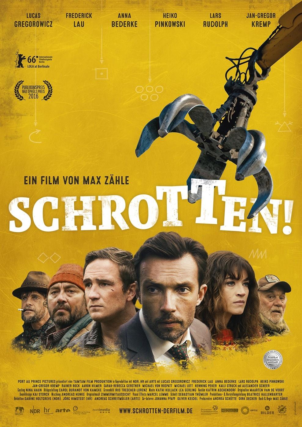 Schrotten! (Poster)