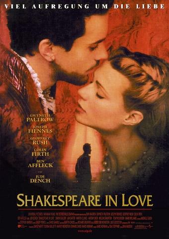 Shakespeare in Love (Poster)