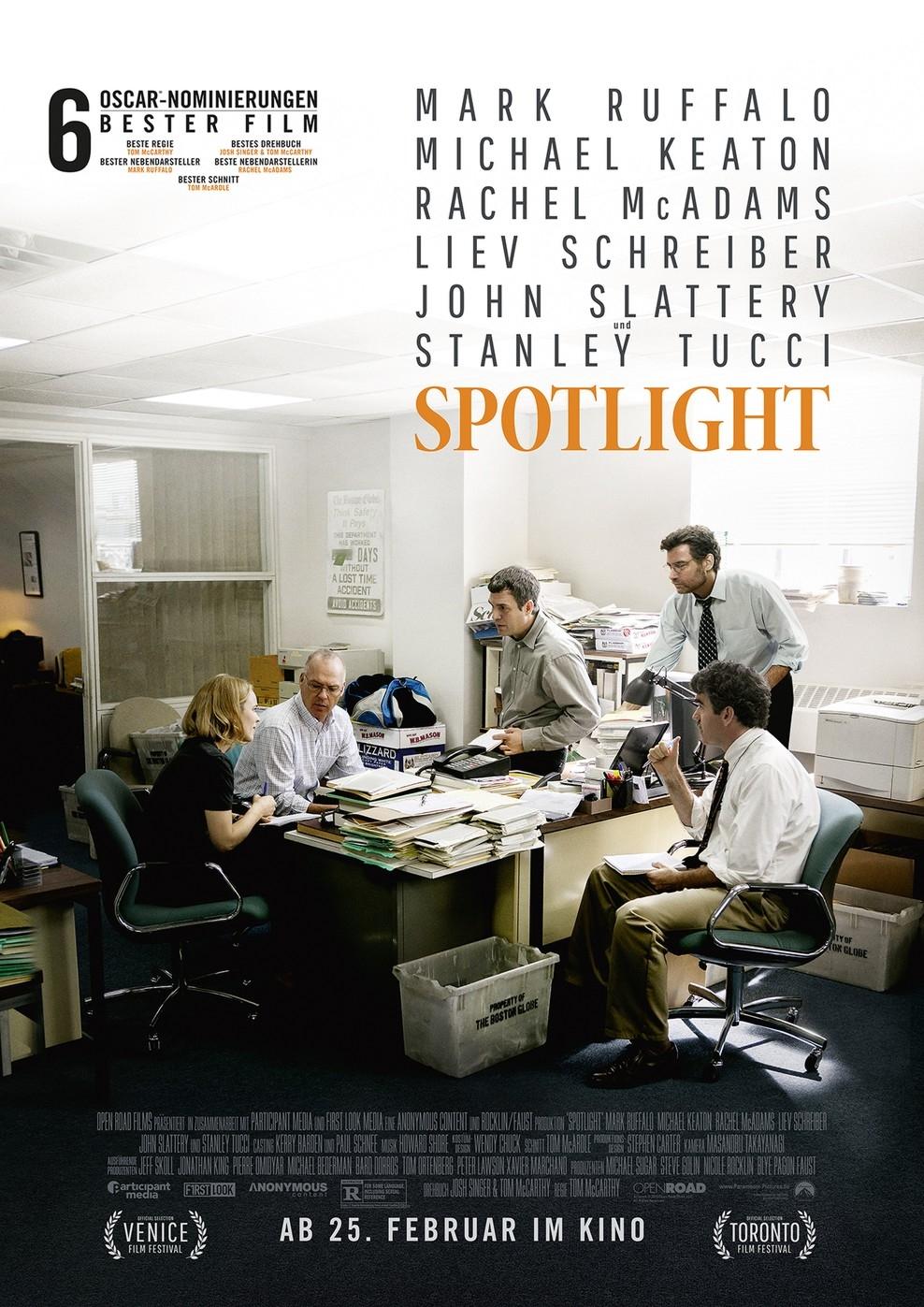 Spotlight (Poster)