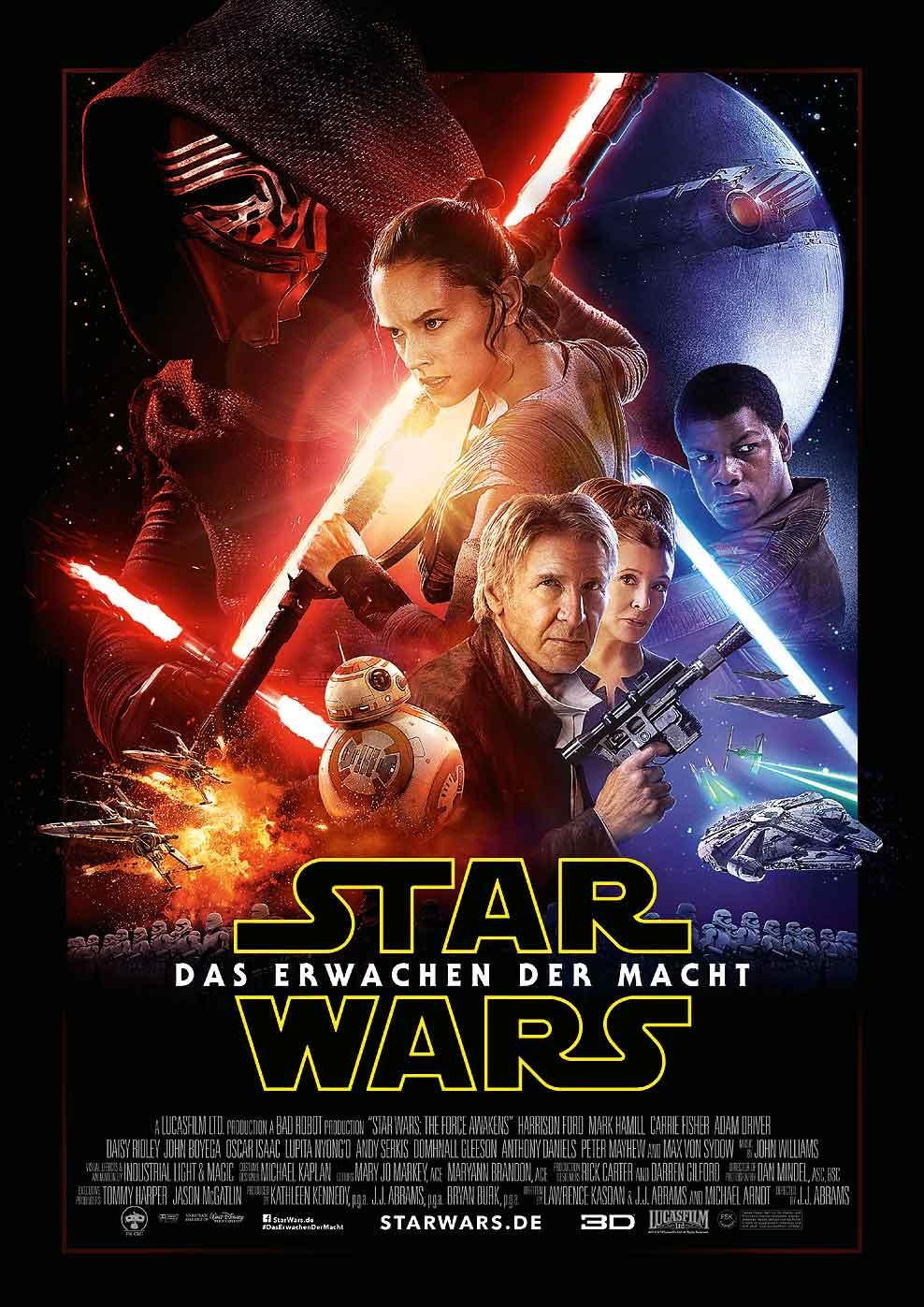 Star Wars: Das Erwachen der Macht (Poster)