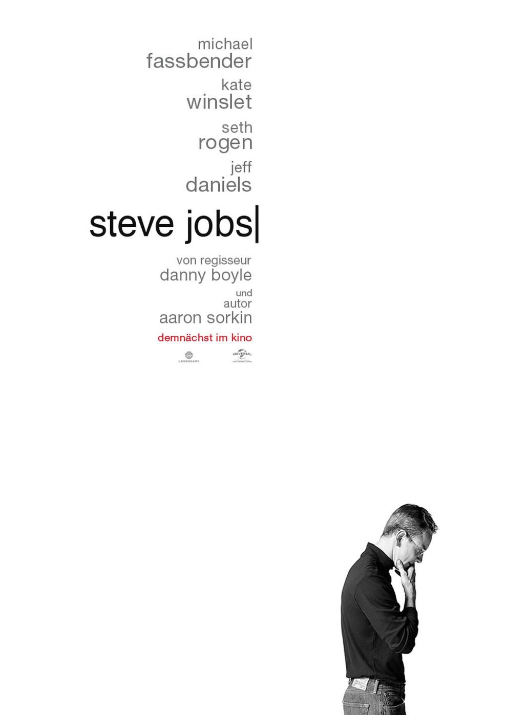 Steve Jobs (Poster)