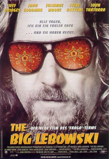 The Big Lebowski (Poster)