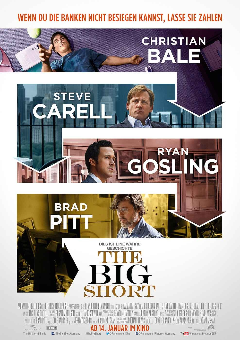 The Big Short (Poster)