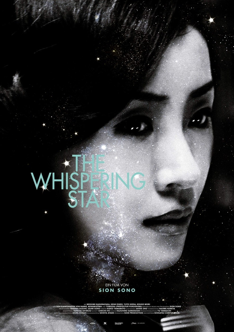 The Whispering Star (Poster)