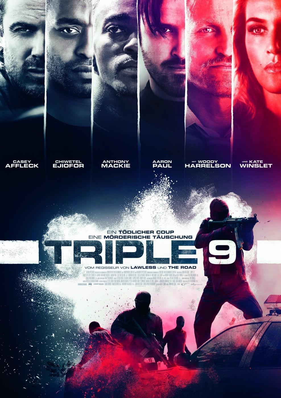 Triple 9 (Poster)